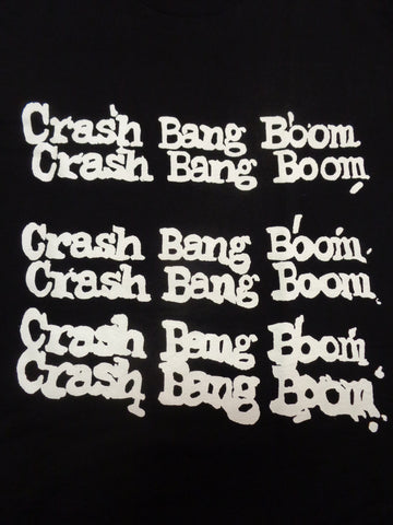 Crash Bang Boom Repeater T-Shirt
