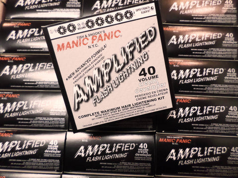 Manic Panic Amplified Bleach Kit 40 Volume