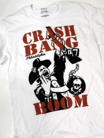Crash Bang Boom 1777 T-Shirt