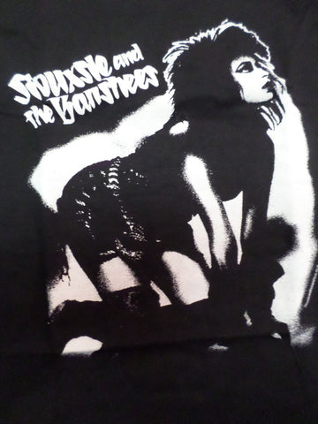 Siouxsie and the Banshees Hands and Knees black tee