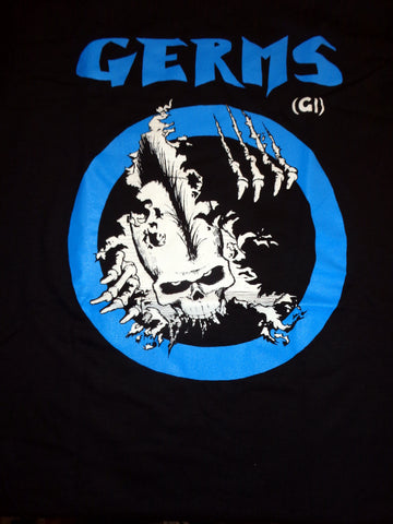 Germs GI Skull Tee