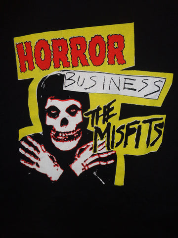 Misfits Horror Business Teenagers From Mars black tee