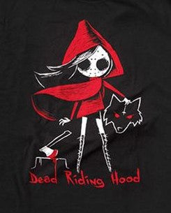 Akumu Ink Dead Riding Hood T-Shirt