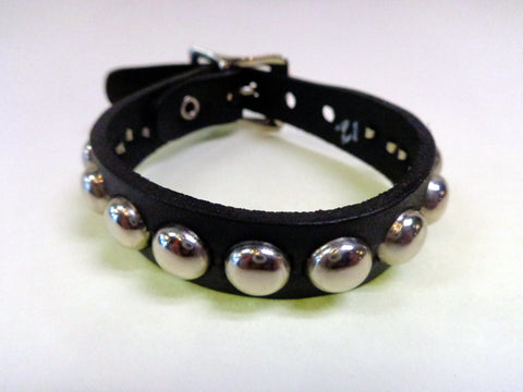 Studded Punk Rock Bracelet