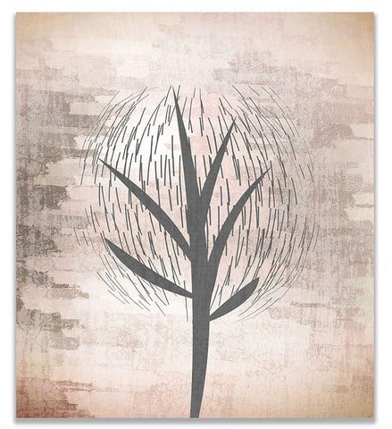 Abstract Tree I Print Wall Art