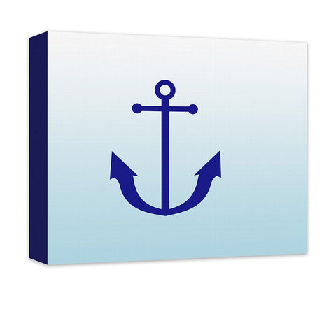 Anchor Children's Canvas Wall Art