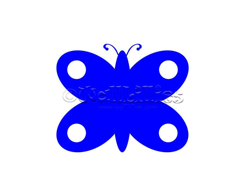 Butterfly I Decal - WallLillies