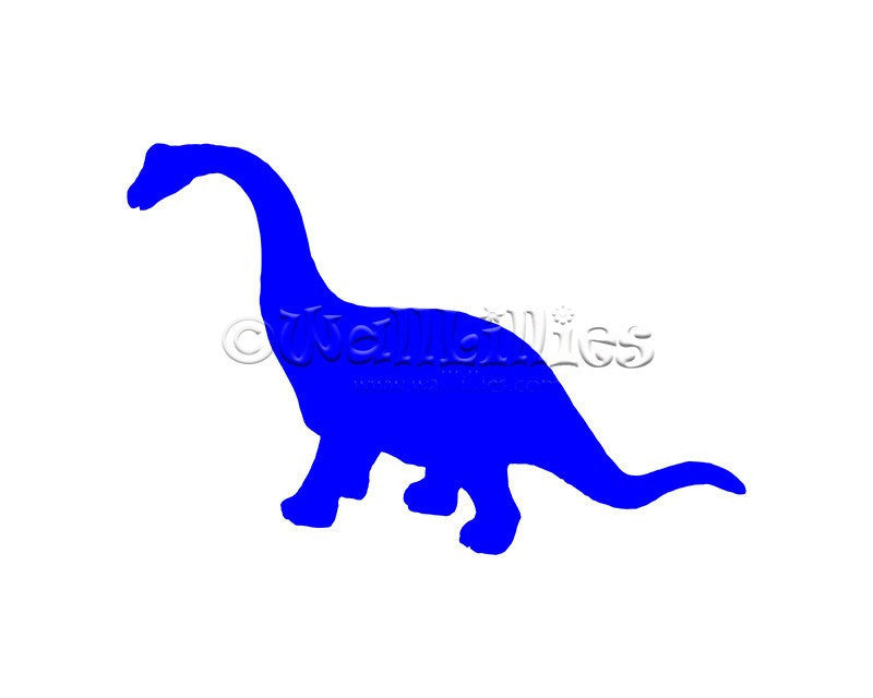 Brachiosaurus Dinosaur Decal - WallLillies