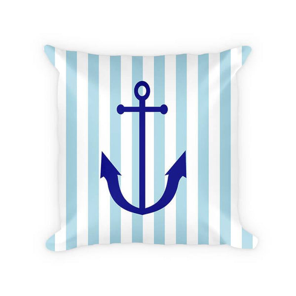 Anchor Children's Cotton/Poly Throw Pillow - WallLillies