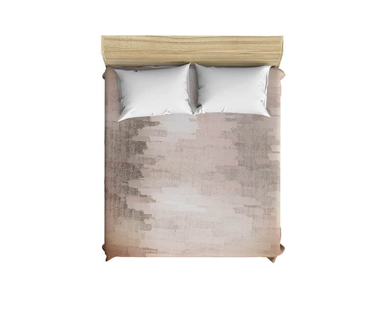 Brushed Screen Duvet Cover
