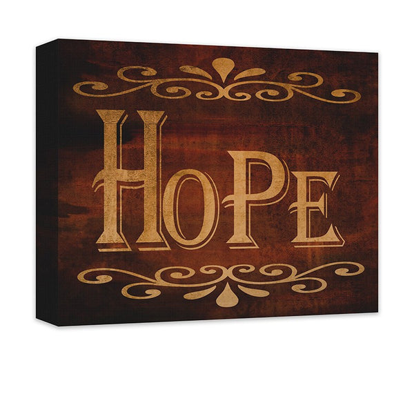 Hope II Canvas Wall Art - WallLillies