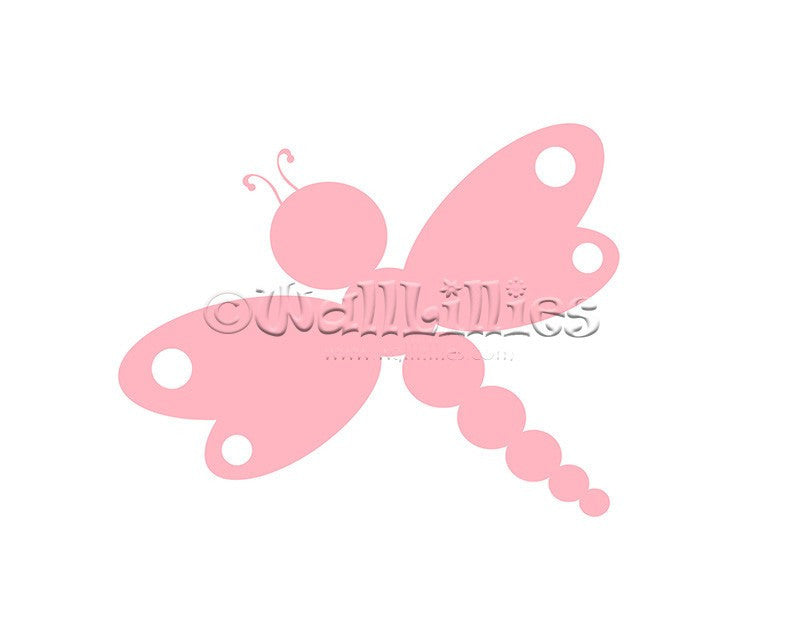Dragonfly I Decal - WallLillies