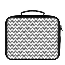 Chevron Pattern Lunch Box - WallLillies