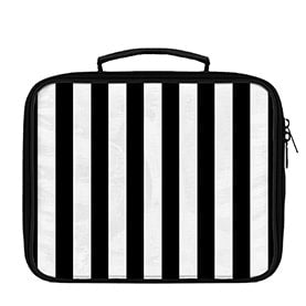 Thick Stripes Pattern Lunch Box - WallLillies