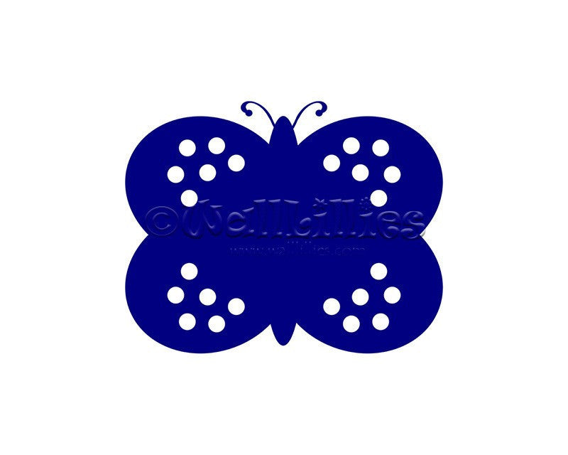 Butterfly II Decal - WallLillies