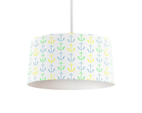 Anchor Pattern Pendant Lamp