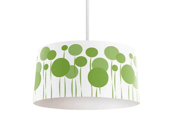 Abstract Dandelions Pendant Lamp - WallLillies