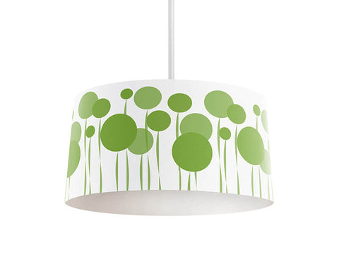 Abstract Dandelions Pendant Lamp
