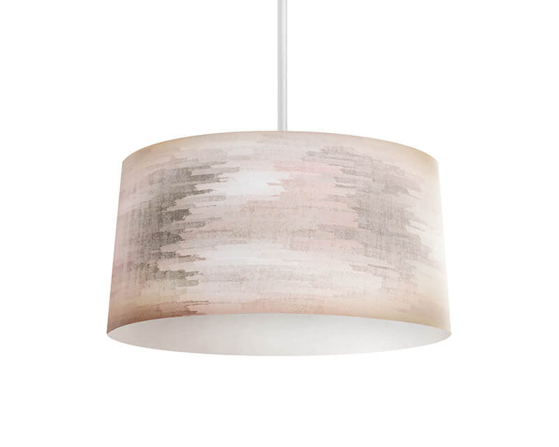 Brushed Screen Pendant Lamp