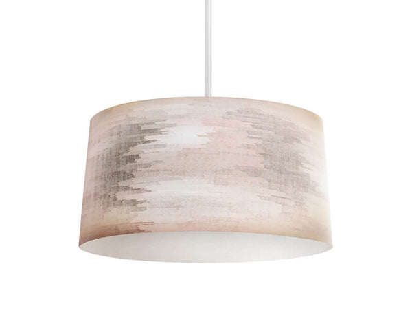 Brushed Screen Pendant Lamp - WallLillies