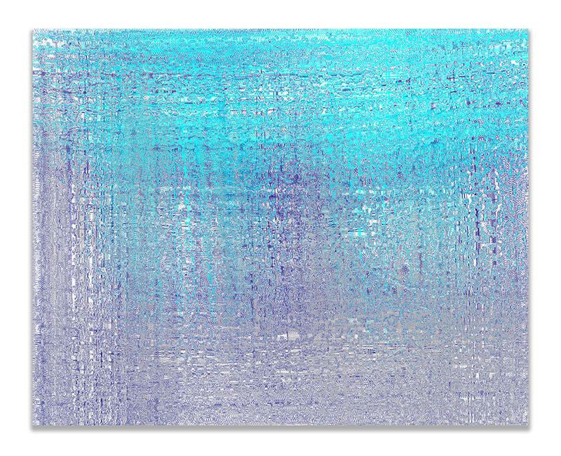 Ripples Abstract I Print Wall Art