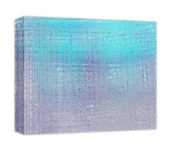 Ripples Abstract I Canvas Wall Art