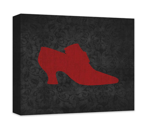 Shoe Fashion I Canvas Wall Art
