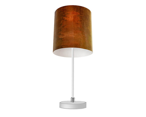 Warm Concrete Table Lamp