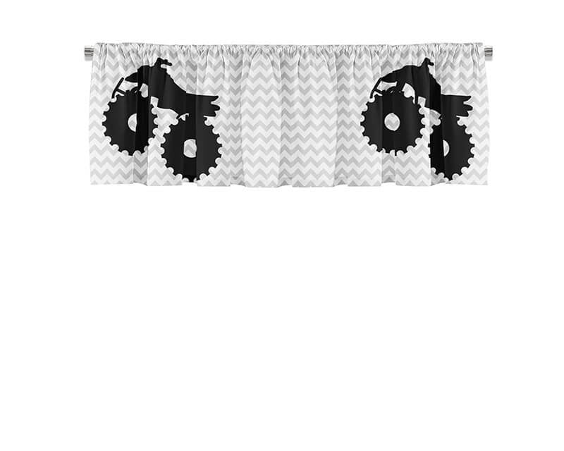 Four Wheeler Valance - WallLillies