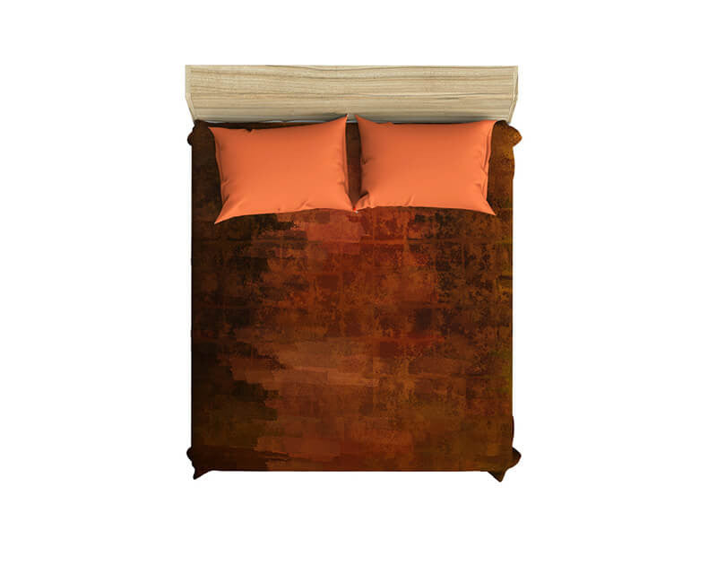 Suede Croc Duvet Cover - WallLillies