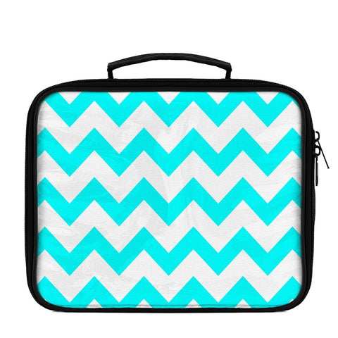 Chevron Large Scale Pattern Lunch Box