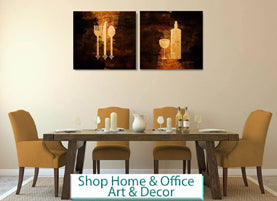 home and office wall art and decor