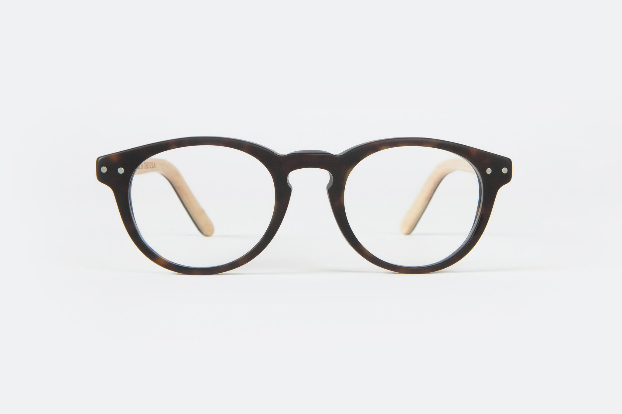 Atticus / Tortoise Matte / Walnut on Walnut