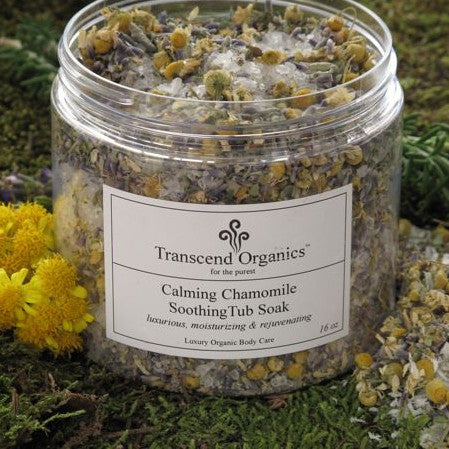 Calming Chamomile Tub Soak