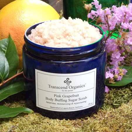 Pink Grapefruit Body Buffing Sugar Scrub