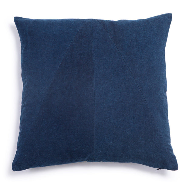 Indigo Sail Pillow