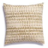 Olive Shibori Pillow