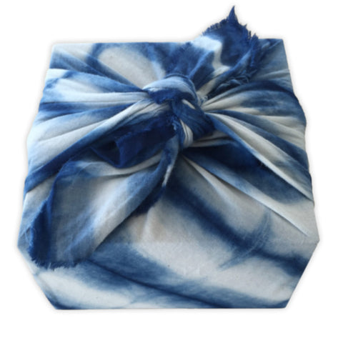Natural Indigo Dye Kit - Shibori (wrapper)