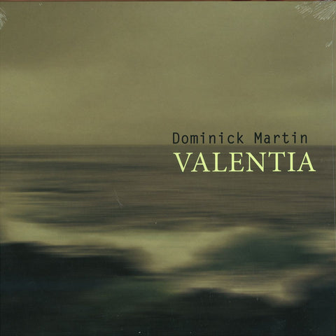 "Dominick Martin - Valentia 12"" SIGLP008 Signature Records"