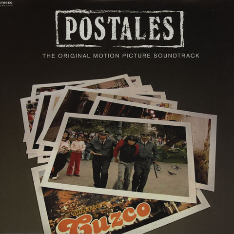 "Various - Postales The Original Motion Picture Soundtrack 12"" CLMN12007 Colemine Records"