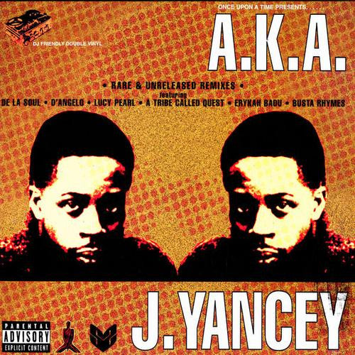 Various - AKA J Yancey (CD) JYY312CD Golden Years