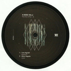 Various ‎– A-Sides Volume 6 - Vinyl Four Of Four - Drumcode ‎– DC178.4