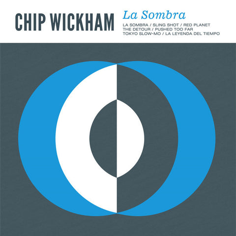 Chip Wickham ‎– La Sombra (CD) Lovemonk ‎– LMNK54