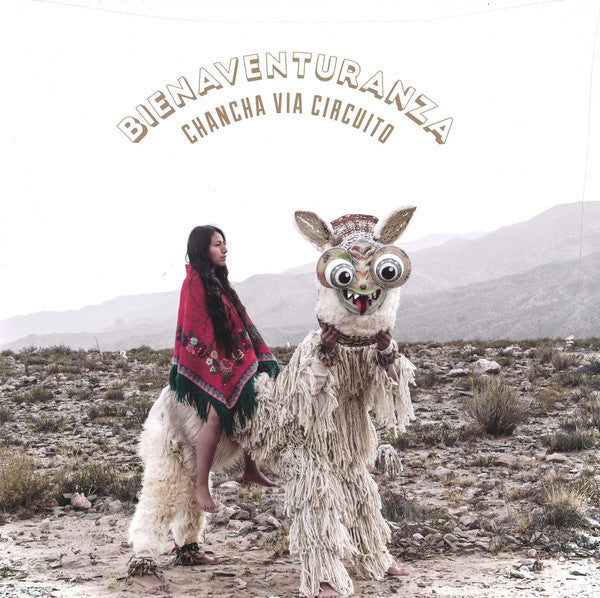 Chancha Via Circuito ‎– Bienaventuranza - Wonderwheel Recordings ‎– WONDERLP29
