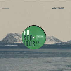 "FD  - Serious EP 12"" Sun And Bass Recordings ‎– SAB006"