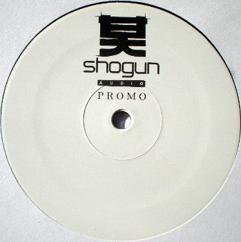 "Spectrasoul - Lost Disciple / Reminiscence 12"" Shogun Audio SHA042"