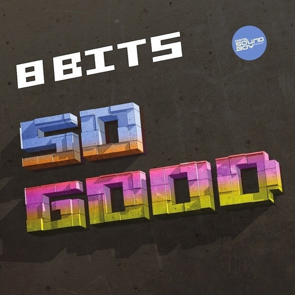 "8 Bits - So Good / On Your Mind 12"" Digital Soundboy Recording Co SBOY 032"
