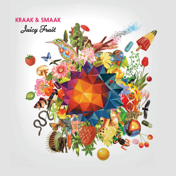 Kraak & Smaak ‎– Juicy Fruit - Jalapeno Records ‎– JAL 217V