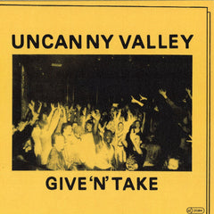 "Various ‎– Give 'N' Take 12"" Uncanny Valley ‎– UV-GNT01"