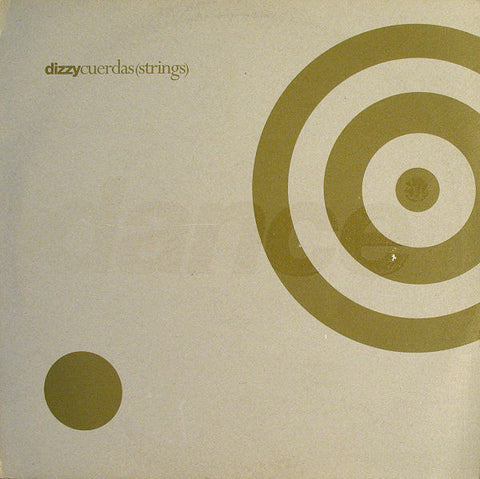 "Dizzy ‎– Cuerdas (Strings) 2x12"" EastWest ‎– EW095T,  0630-18386-0"